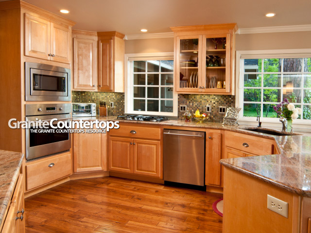 Granite Countertops Kitchen Designer Deisgn Your Kitchen